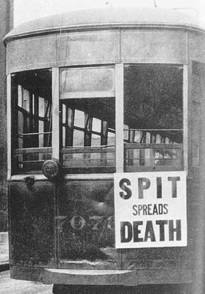SpitSpreadsDeath